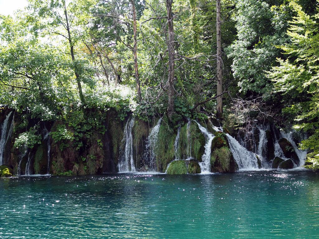 Plivitce croatie