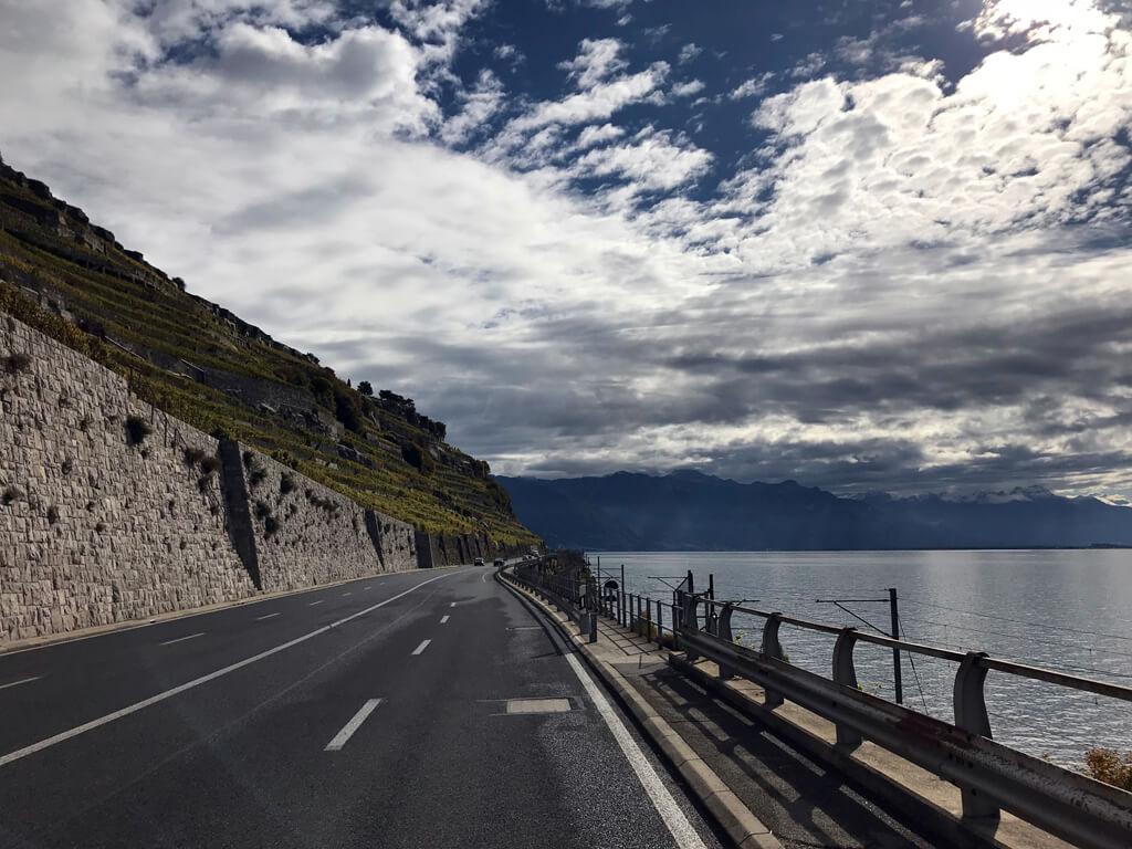 Lausanne - vevey, en balades