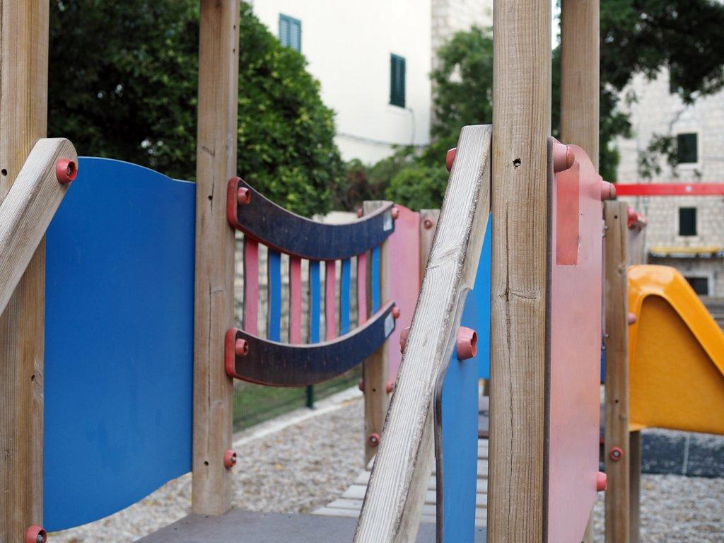 Place de jeux à Split