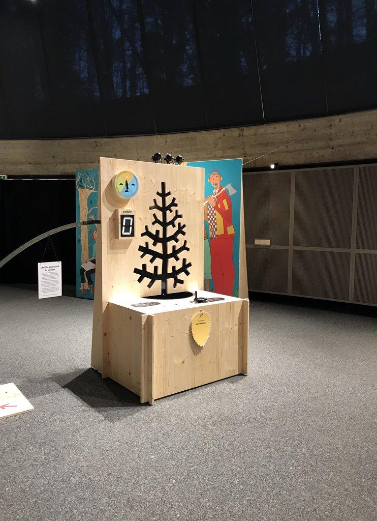 Espace des inventions Lausanne, enbalades.com