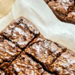 Photo by Michelle Tsang on Unsplash, enbalades.com, brownie, chocolat, recette